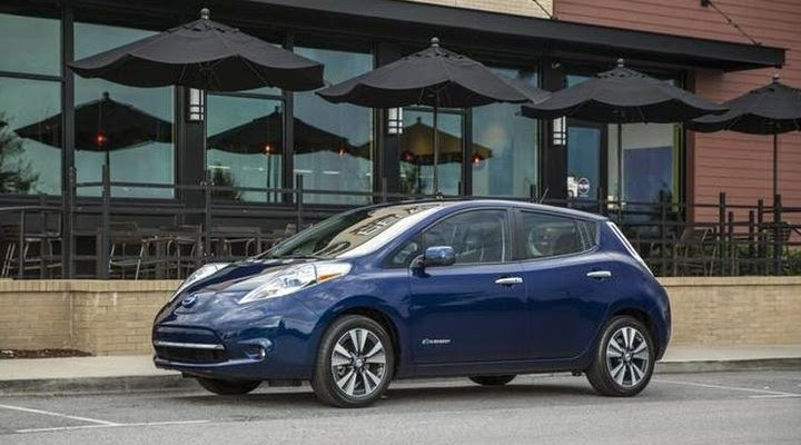 2016 Nissan Electric Car