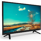 """Atyme - 32"""" LED HDTV - 720p - Black - with DVD Player"""