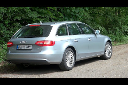 Audi A4 Avant 2014 20 Tdi