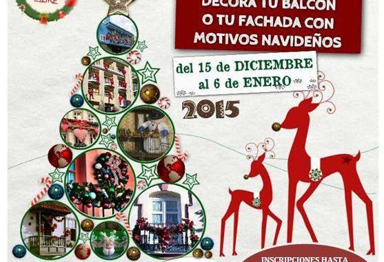 El Ayuntamiento de Jaraíz de La Vera organiza el I Concurso Navideño de decoración de Balcones y Fachadas