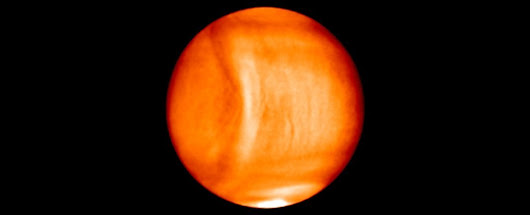 Astronomers Have Figured Out Why Venus Has a Mysterious Bulge in Its Atmosphere