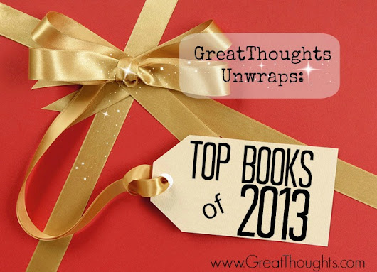 Top Books of 2013 - Great Thoughts.com