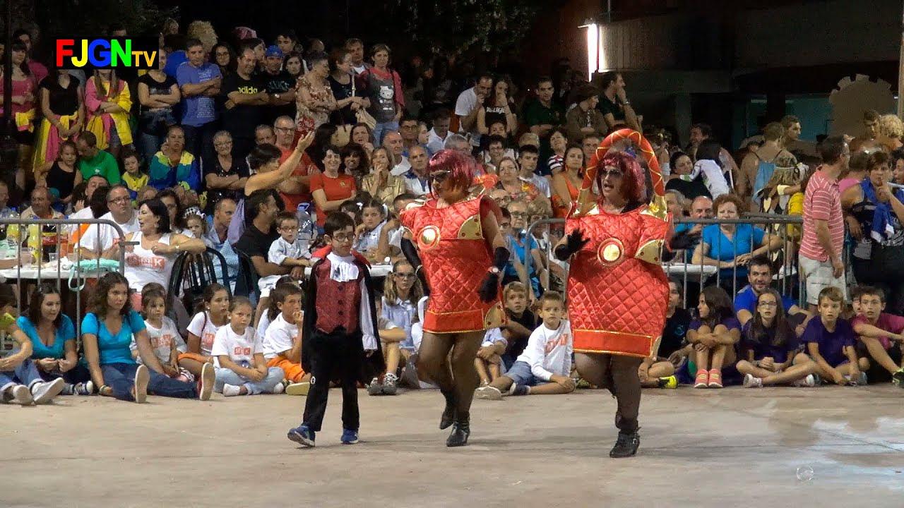 18. BOLSOS CHANEL - Disfraces - Festa La Vila 2014 - La Vilavella