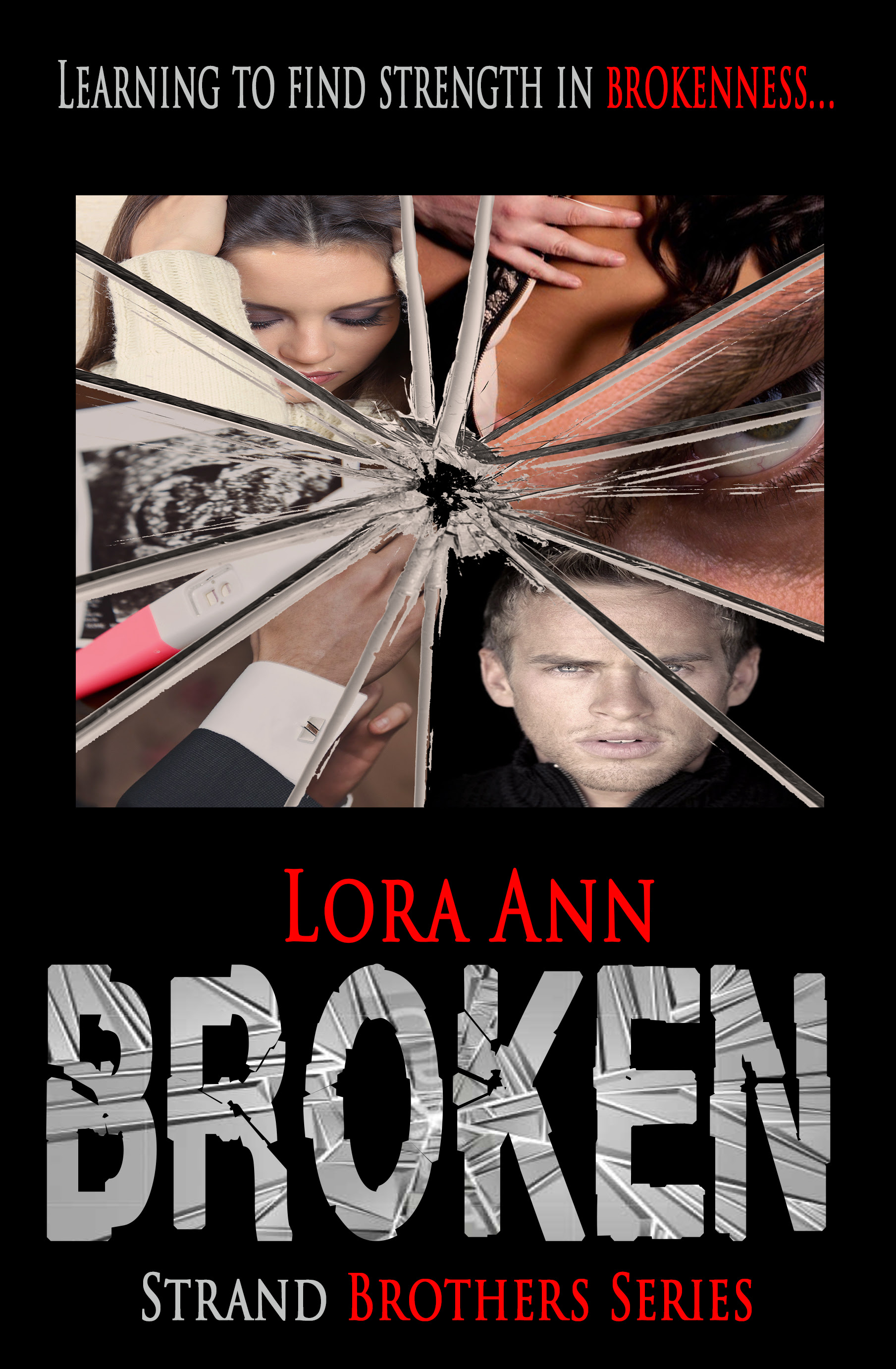 LA Broken cover Amazon
