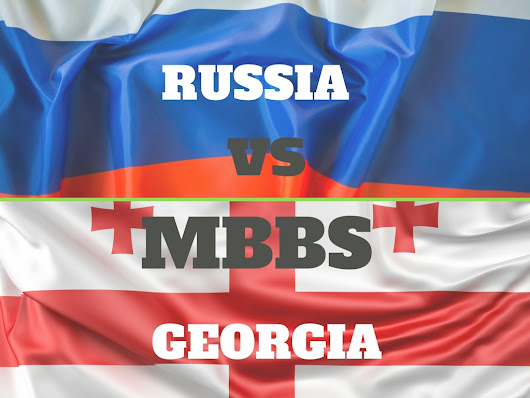 Which country I should choose to purse my MBBS Abroad - Series 1: MBBS Russia VS MBBS Georgia | Mackwins | Abroad Education Consultant