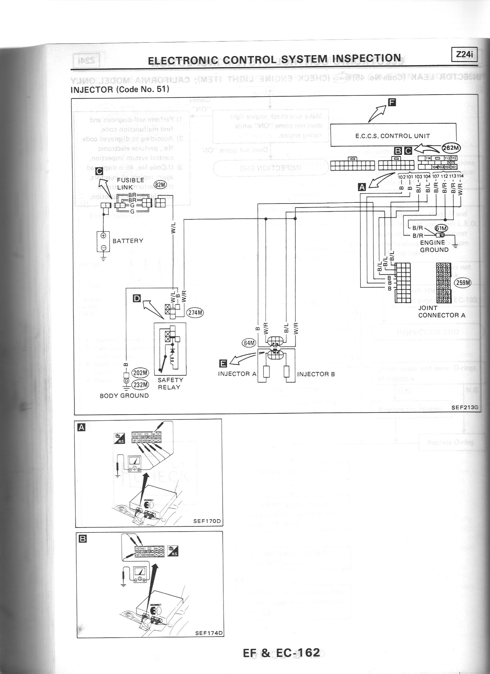 Nissan Hardbody Distributor Wiring Diagram