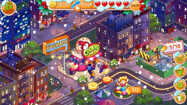 Cooking Craze - A Fast & Fun Restaurant Chef Game v1.14.0