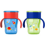 Philips Avent My First Big Kid 9oz - Blue & Red - 2pk
