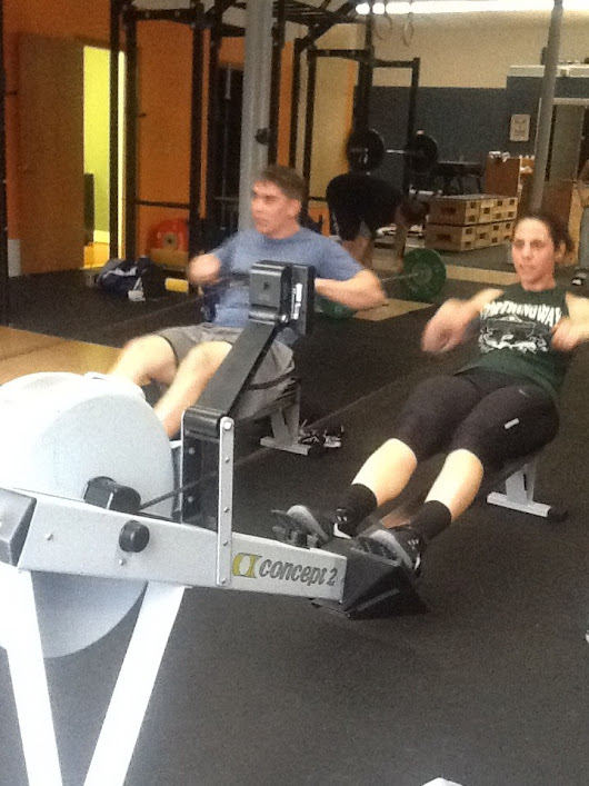 Erg Sprints - Bridgetown CrossFit and Barbell Club