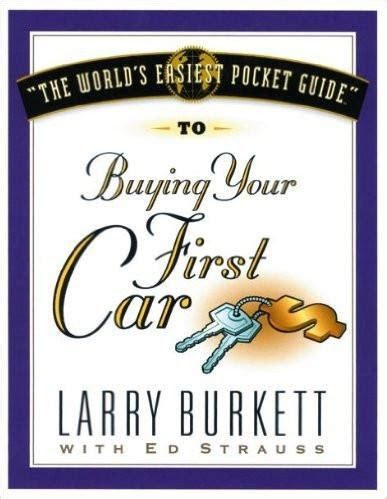 worlds easiest pocket guide  buying   car