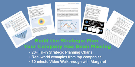 Strategic Planning Workbook for Businesses