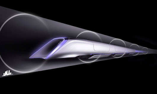 The 800 MPH train in a tube project is happening, if it goes as well as it ha...