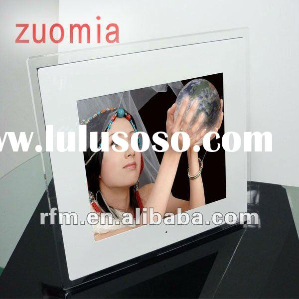 Battery Operated Digital Photo Frame Plays Videos Lulusosocom