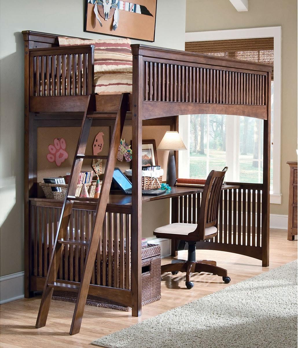 Lea Furniture Elite Crossover Loft Bed