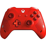 Xbox Wireless Controller, Sport Red WL3-00125