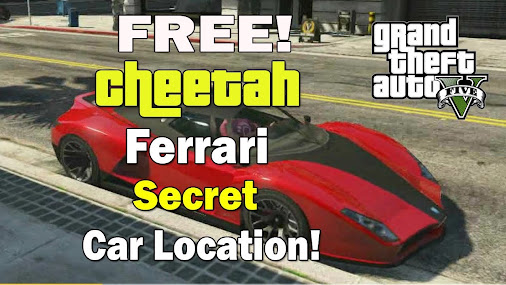 Cheetah Gta 5 Location