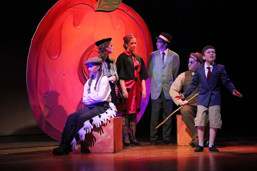 See KVTA's 'James and the Giant Peach, Jr.'