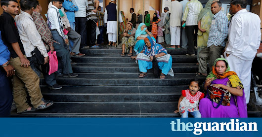India currency note ban sparks 'dramatic fall' in sex trafficking | Global development | The Guardian
