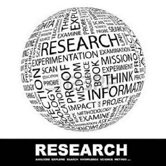 I will do perfect web research, internet research for $5