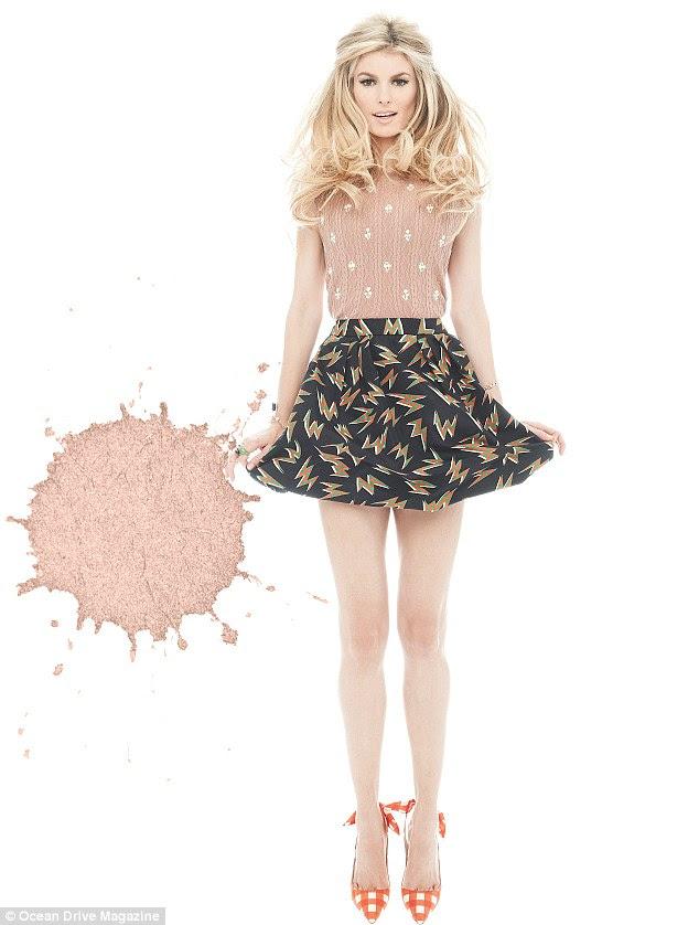 Barbie, é você?  Modelo Marisa Miller revela que ela não sabia que ela era bonita crescendo