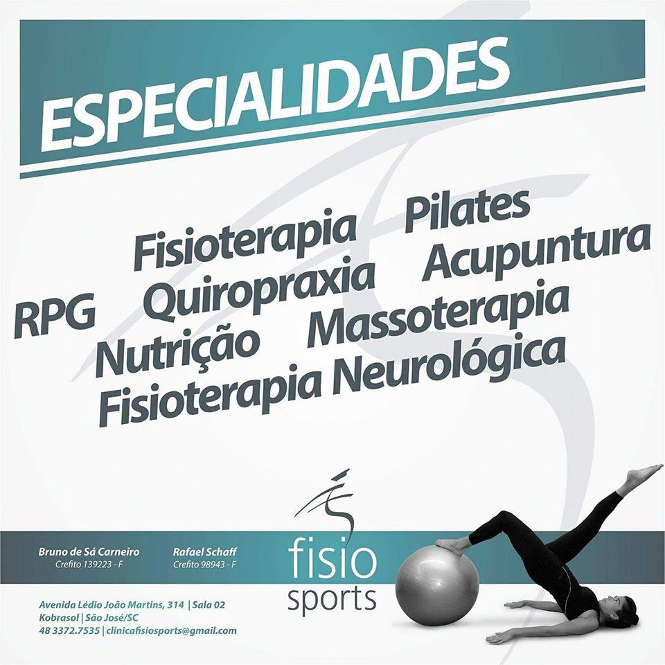 Fisio Sports - Fisioterapia e Pilates