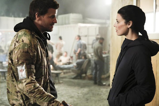 Promotional Photos of Seal Team episode Never Get Out of the Boat
