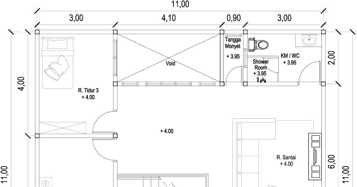 Estimasi Biaya Bangun Rumah 2 Lantai Minimalis - Sekitar Rumah