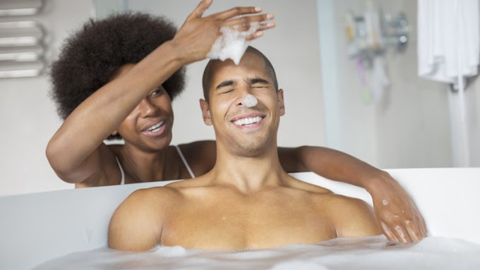 How Bathing Together Can Bring Intimacy In A Relationship