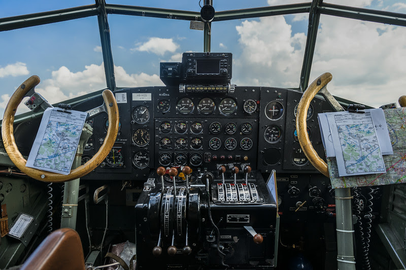 2013 Pic(k) of the week 37: Tanta Ju, 74 year old JU-52 going strong