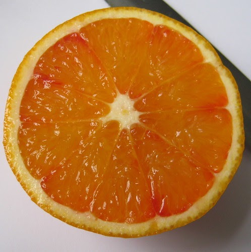 Orange Refrigerator Cake Recipe