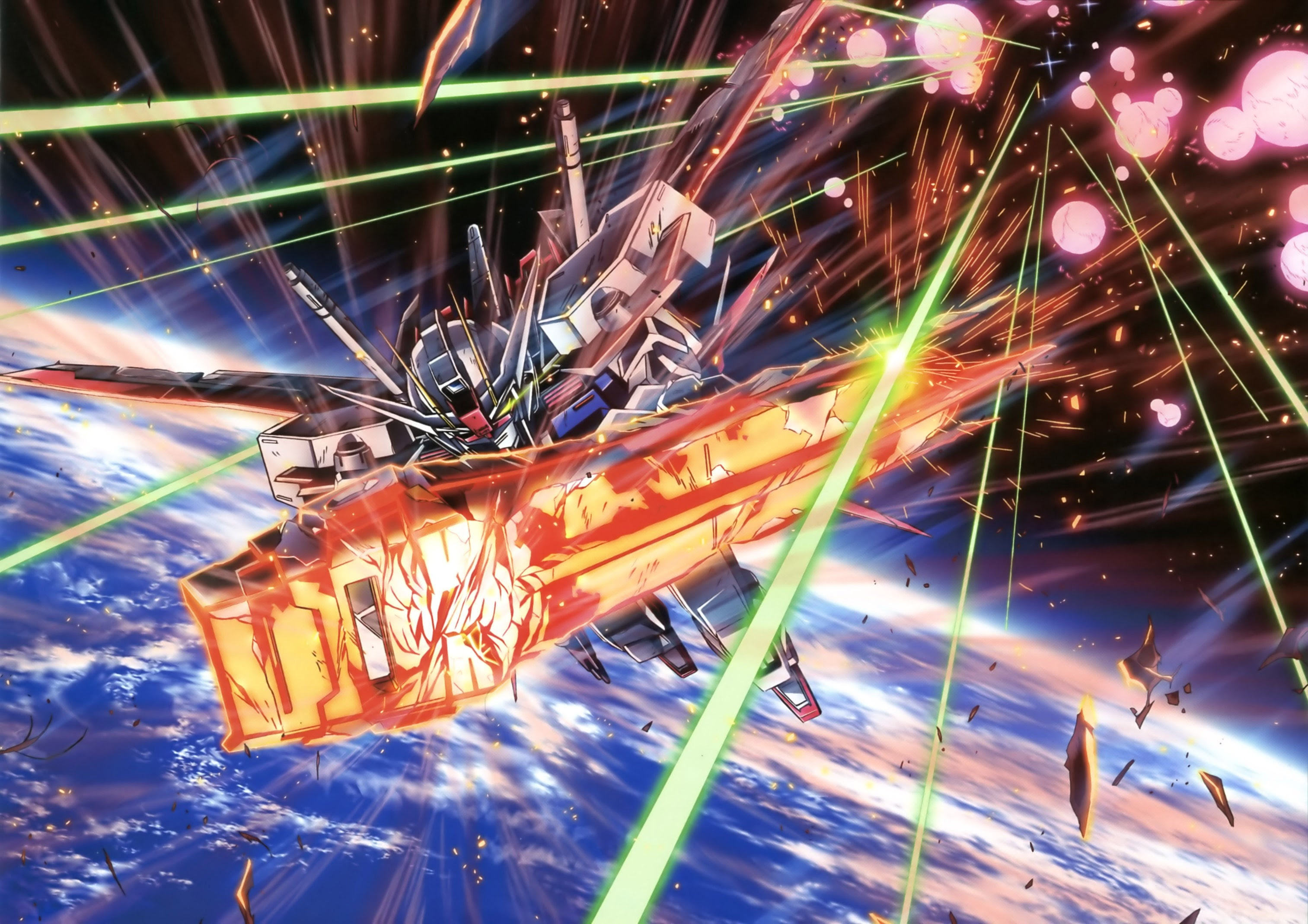 Gundam Seed Destiny 3026x2139 Wallpaper Anime Gundam Seed Hd