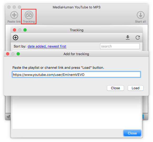 YOUTUBE PLAYLIST DOWNLOADER FREE ONLINE MP3 - YouTube