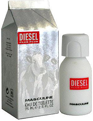 Plus Plus Masculine Diesel Masculino