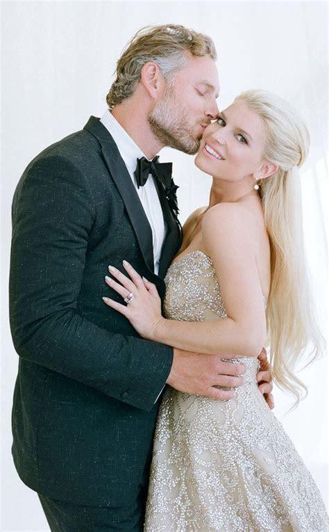 Jessica Simpson & Eric Johnson from Best Celebrity Wedding