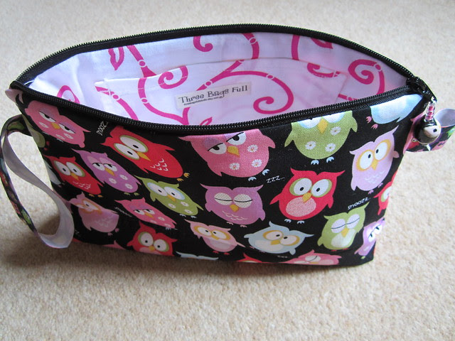 snooze owls bag 004