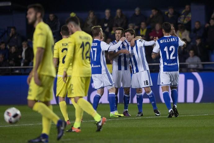 Oyarzabal, Villarreal x Real Sociedad (Foto: EFE/Domenech Castelló)