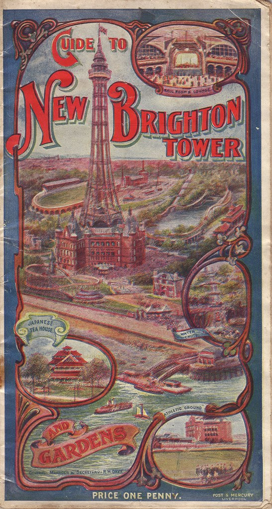 New Brighton Tower Guide
