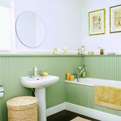 Planked Walls: Wraparound Wainscoting   How to Design a Cozy