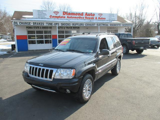 Used 2004 Jeep Grand Cherokee for Sale in bristol PA 19007 Diamond Auto