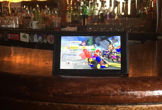 I Took My Nintendo Switch To A Bar, And I Was Surprised By What Happened
