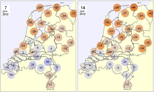 knmi weerstations kaart Knmi Weerstations Kaart | Kaart
