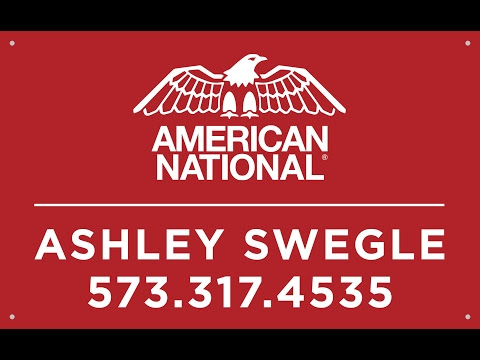 Insurance Camdenton MO - Ashley Swegle Agency, Representing American National
