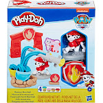 Play-Doh - PAW Patrol Rescue Marshall Toy Figure and Toolset with 4 Non-Toxic Colors