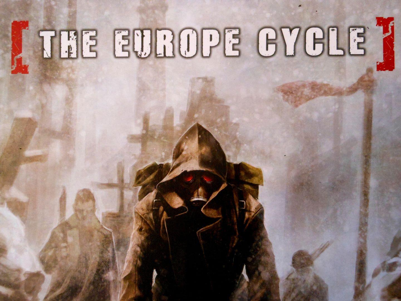 Fireteam Zero: The Europe Cycle title