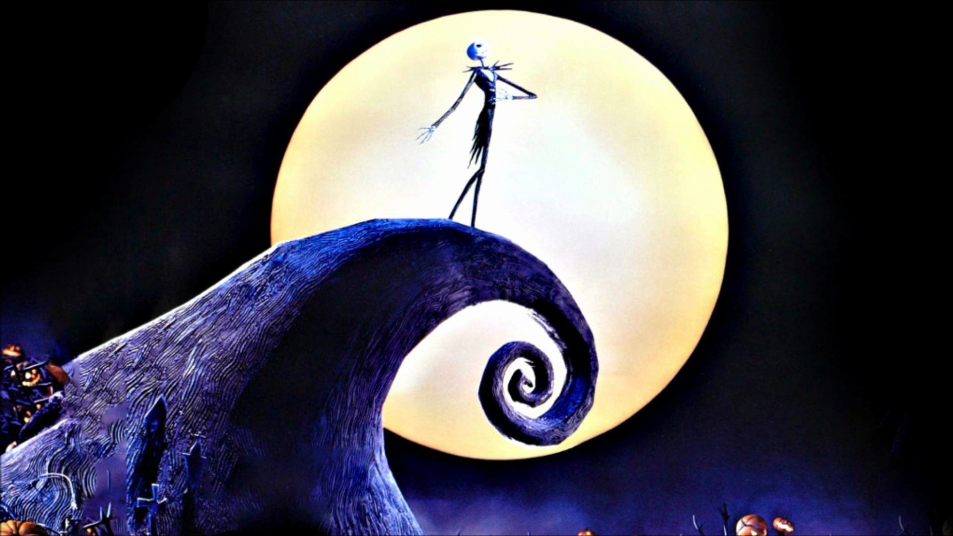 Nightmare Before Christmas Wallpapers Hd Pixelstalk Net