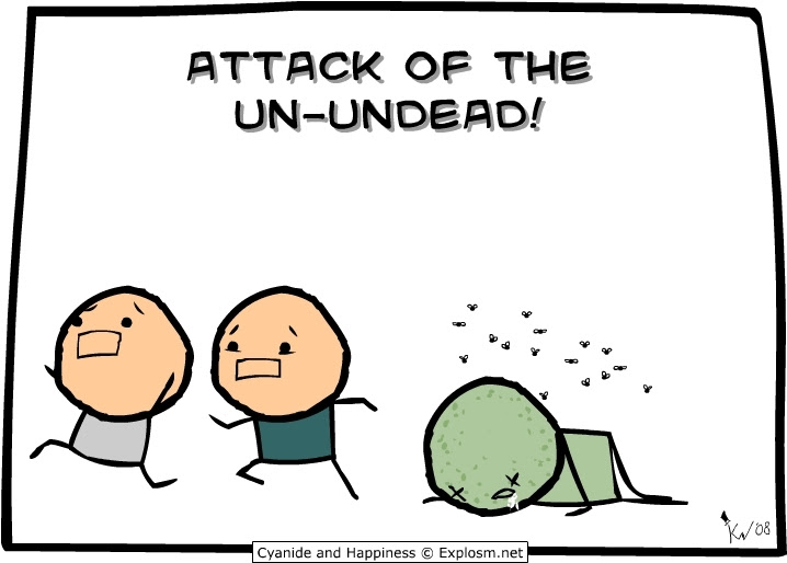 comics - Cyanide and Happiness 718x514