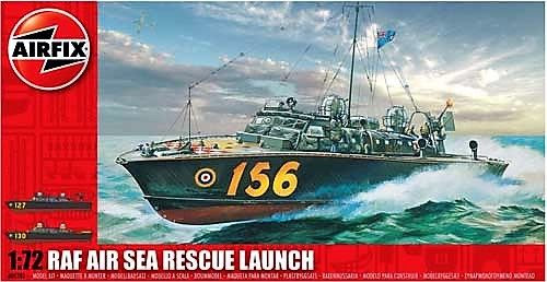 miniafv Airfix 1 72 RAF Air Sea Rescue Launch by Berkcan Göksu