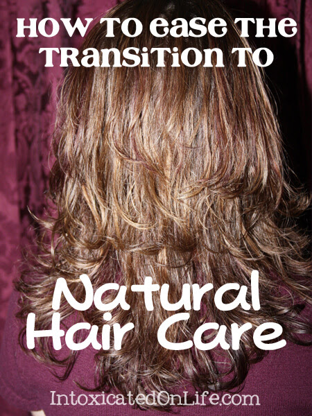 How to Ease the Transition to Natural Hair Care