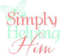 Simply Helping Him