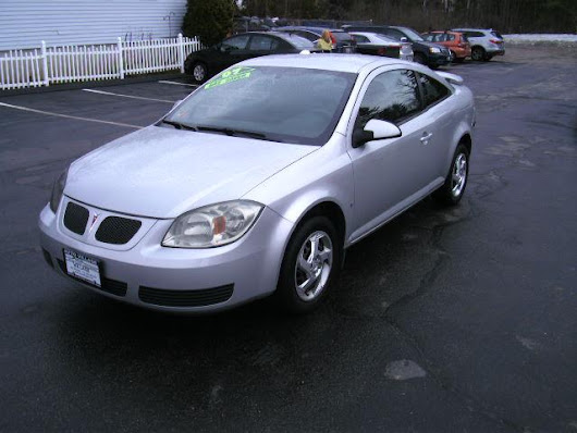 Used 2007 Pontiac Pursuit for Sale in Coventry RI 02816 Auto Village